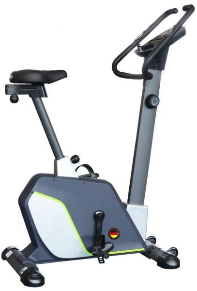 Marshal fitness Magnetic Exercise Bike with Time Speed Distance Calories Pulse Scan Bx-312B