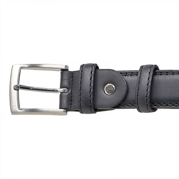 OVS Belt for Men - Black, 105 cm