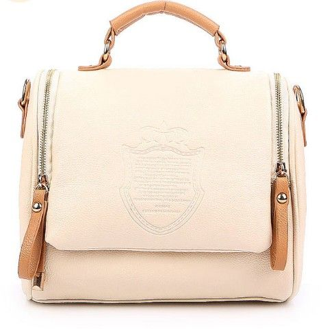 Women`s Vintage Leather Cross body Shoulder Bag Casual Clutch Totes Messenger Evening Bag