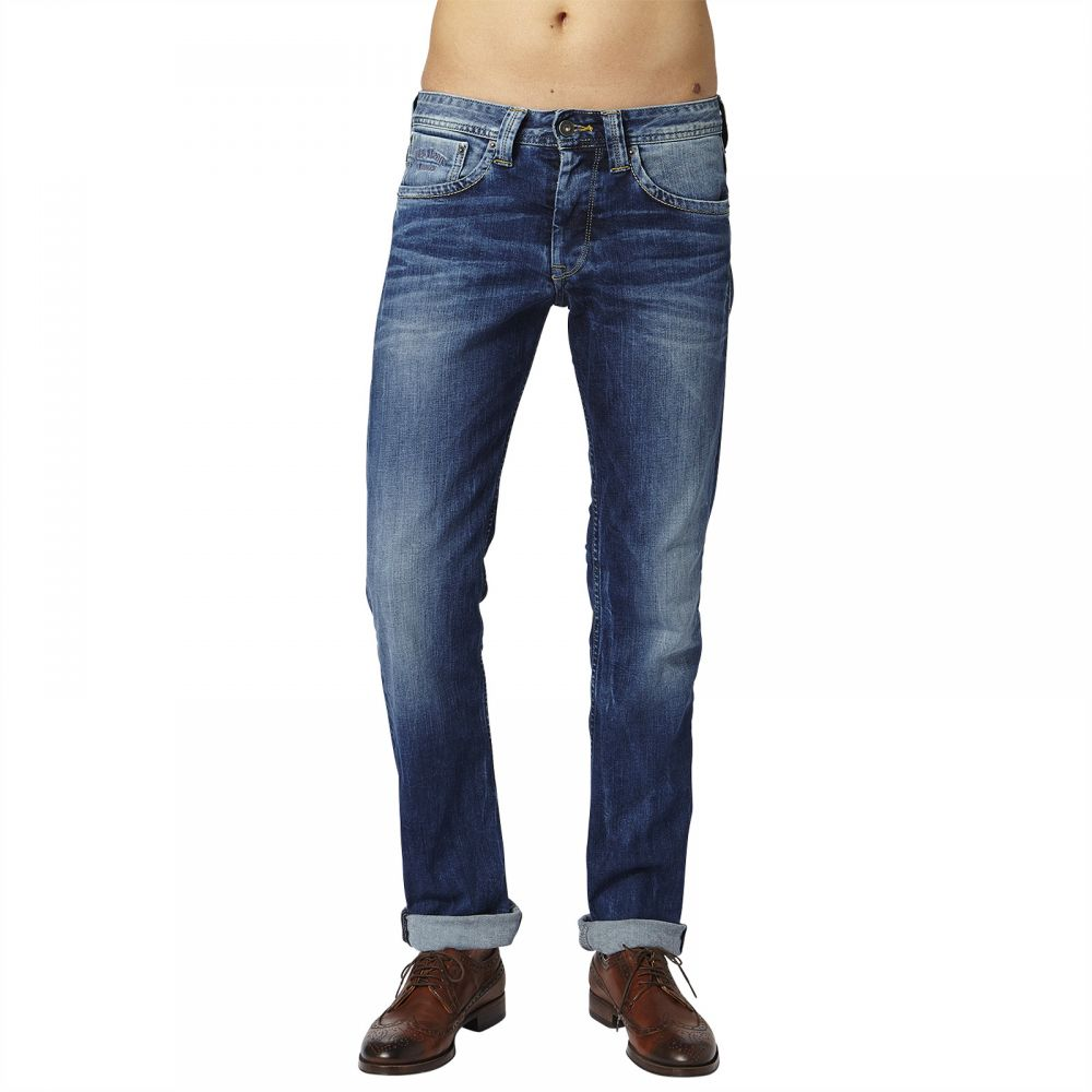 Pepe Jeans Straight Jeans for Men - Blue