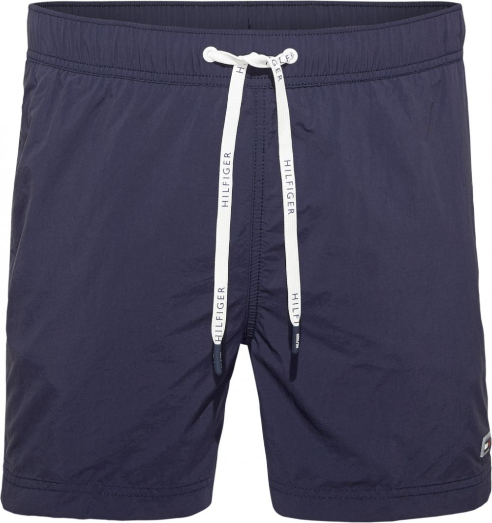 Tommy Hilfiger Swim Shorts For Men - Navy Blue