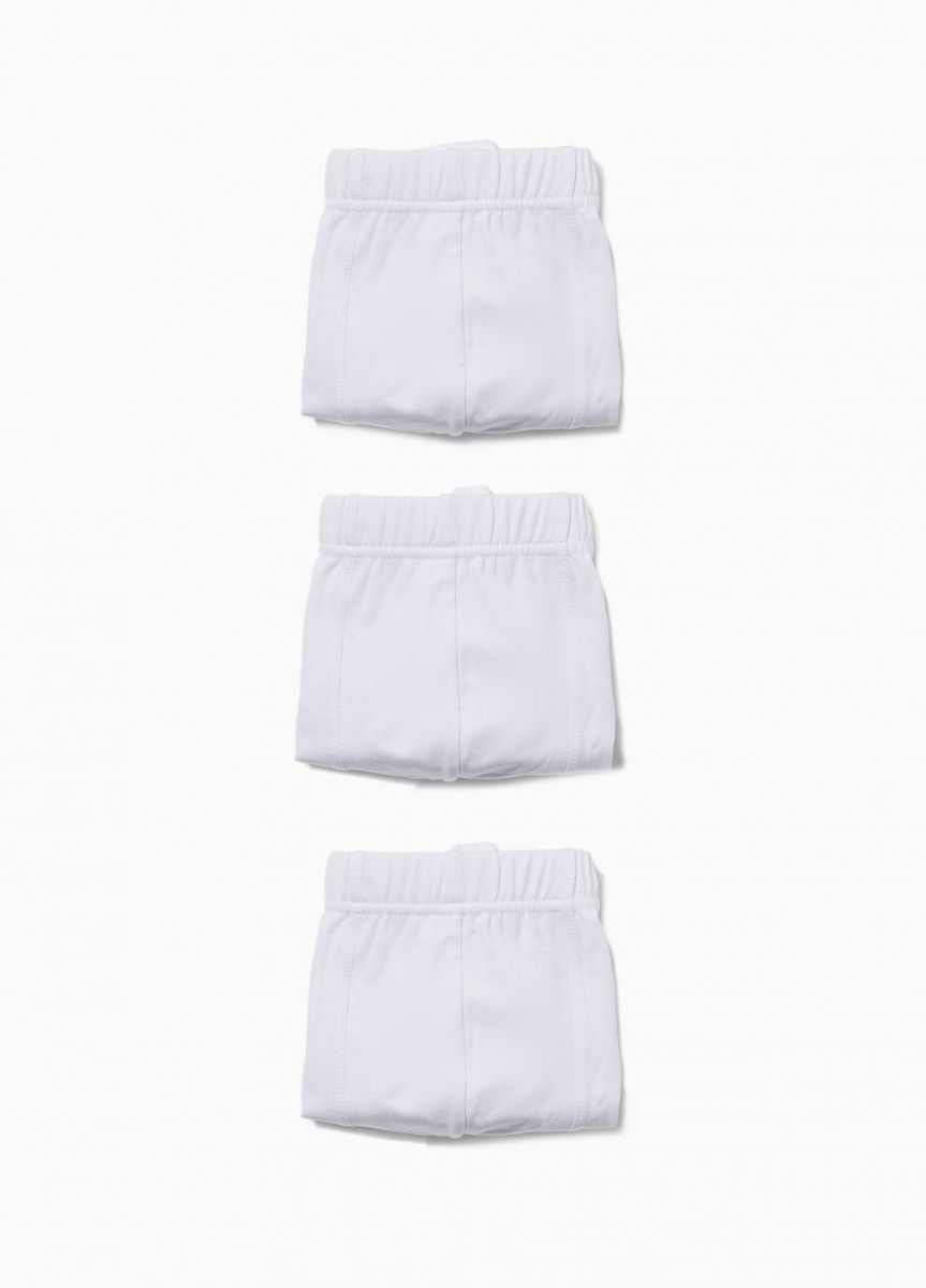 OVS Boxers for Men - White, Set of 3