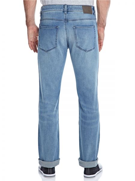 Hugo Boss Slim Fit Jeans for Men - Light Blue
