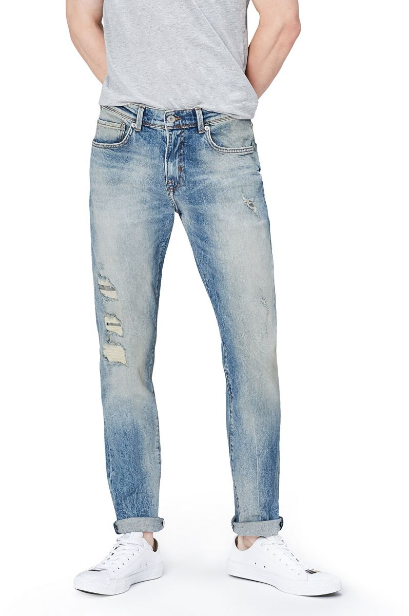 FIND Slim Fit Jeans For Men - Blue