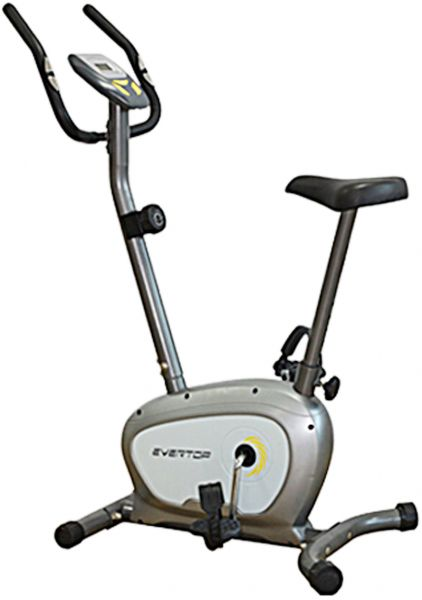 548f520b19efd Life Power Magnetic Exercise Bike 353B - Silver