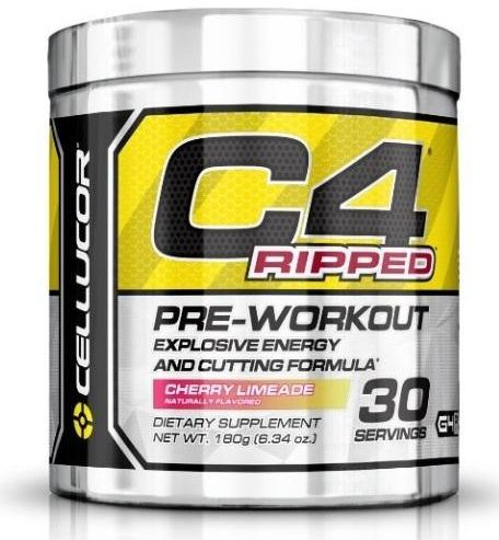 Cellucor C4 Ripped Cherry Limeade 30 Servings