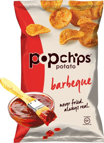 Popchips Barbeque - 141 gm