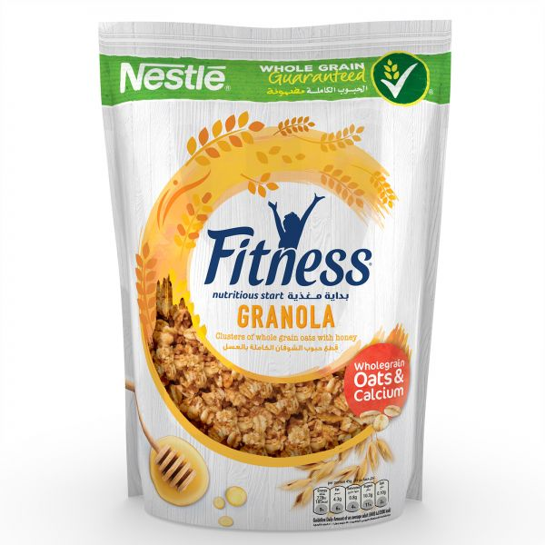 Nestl? Fitness Granola Honey Cereal Bag - 450 gm