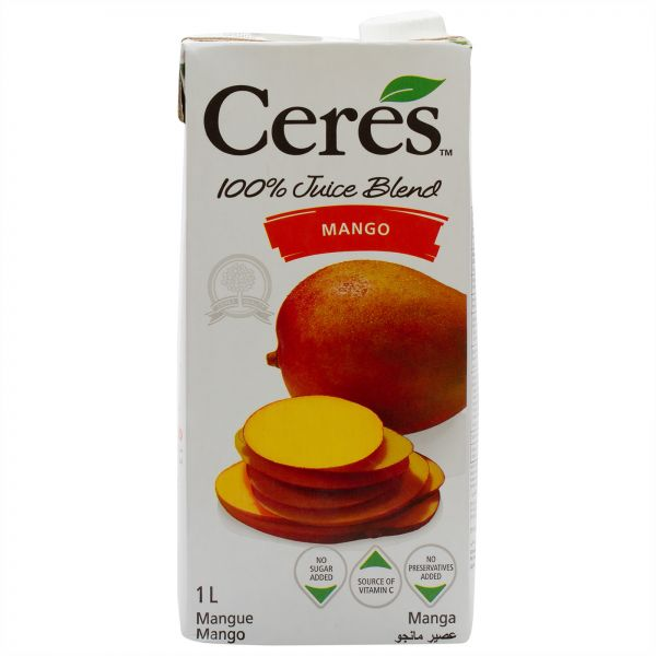 Ceres Liquid Mango Juice - 1 Liter