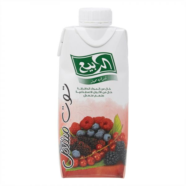 Al Rabie Berry Mix - 330 ml