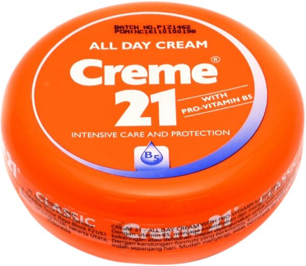 Creme 21 All Day Cream for Moisturizing - 150 ml