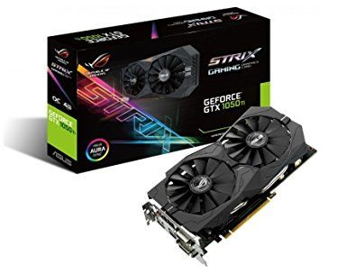 Asus STRIX-GTX1050TI-4G Gaming Graphic Card