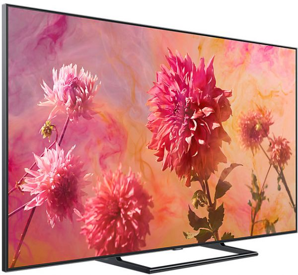 Samsung 65 Inch QLED 4K Smart TV - 65Q7FNA (2018)