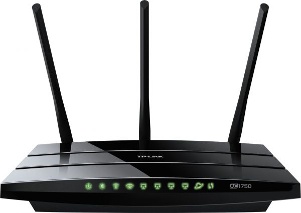 TP-Link Archer C7 Wireless Dual Band Gigabit Router [AC1750)