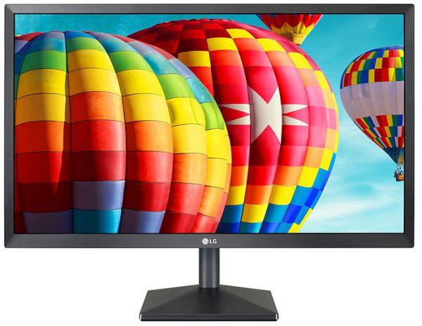LG 24 inch Full HD IPS LED Monitor with AMD FreeSync -24MK430H