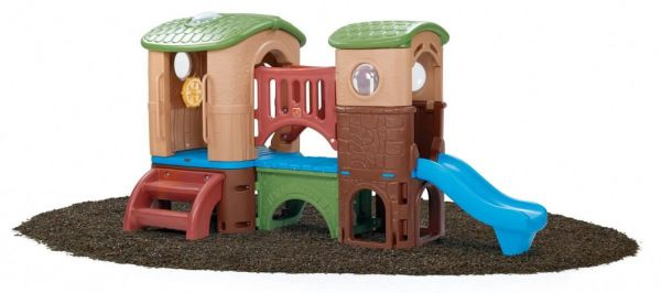 Step2 Clubhouse Climber, Brown and Beige 801200