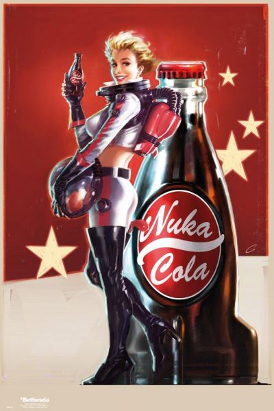 GB EYE FALLOUT 4 Nuka Cola 21