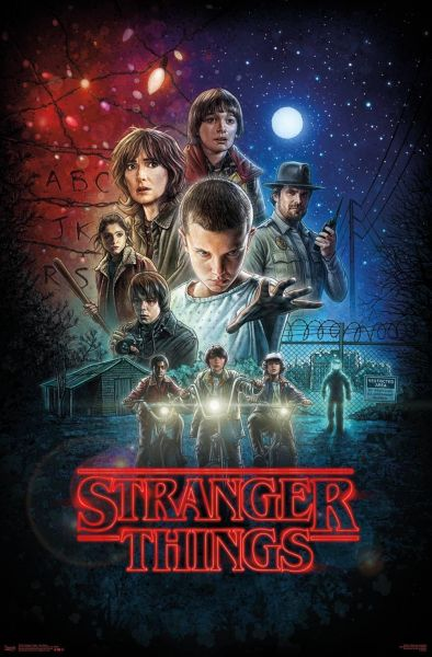 GB EYE STRANGER THINGS 60