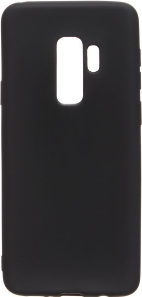 back cover for Samsung Galaxy S9 Plus, Black