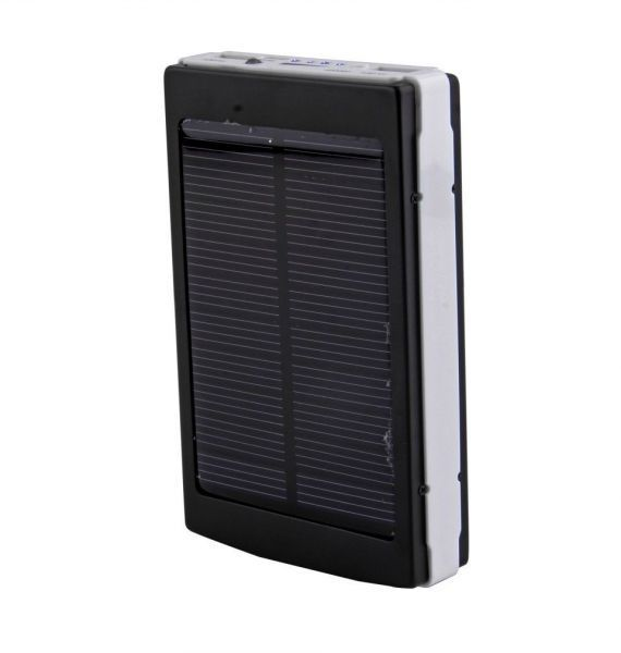 Solar Energy Power Bank Portable External Charging iPhone Samsung HTC MP4 Smart Phone 30000mAh