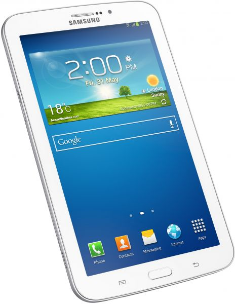 Samsung Galaxy TAB 3 SM-T211 Tablet (7 Inch, 8 GB, 3G Wifi, White)