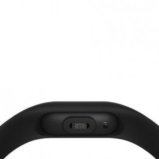 Xiaomi Mi Band 2 with OLED Screen and Heart Rate Monitor, Black