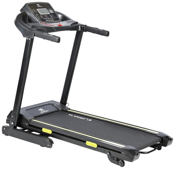 TA Sport HSM-MT060 2.0HP Electric Treadmill, Black